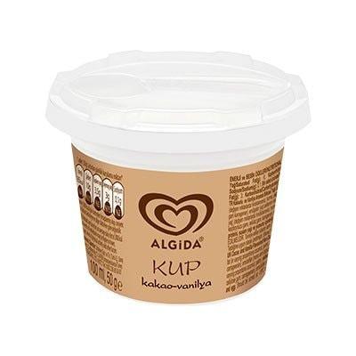 Algida Çikolata Vanilya Cup -
