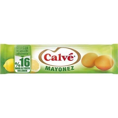 Calve Porsiyonluk Mayonez 616x9g -