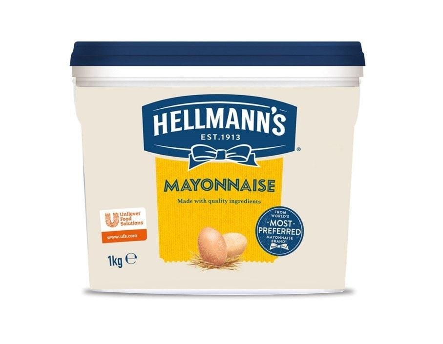 Hellmann's Mayonez 1 Kg -