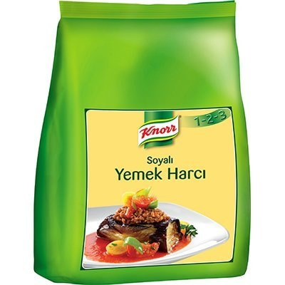 Knorr 1-2-3 Soyalı Yemek Harcı 3 kg -