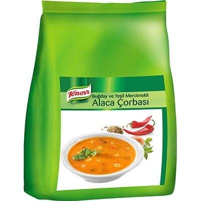 Knorr Alaca Çorbası 3 kg -