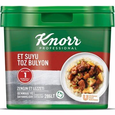 Knorr Et Suyu Toz Bulyon 5 Kg -