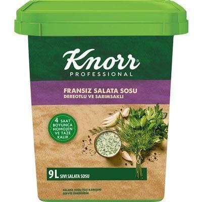 Knorr Fransız Salata Sosu 1 Kg -