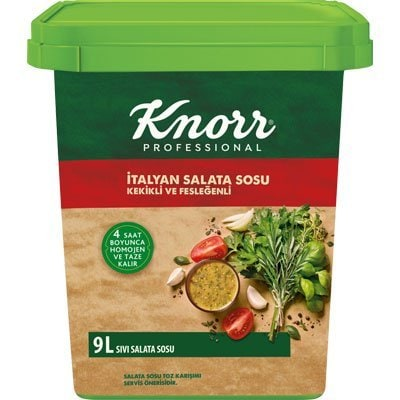Knorr İtalyan Salata Sosu 1 Kg -