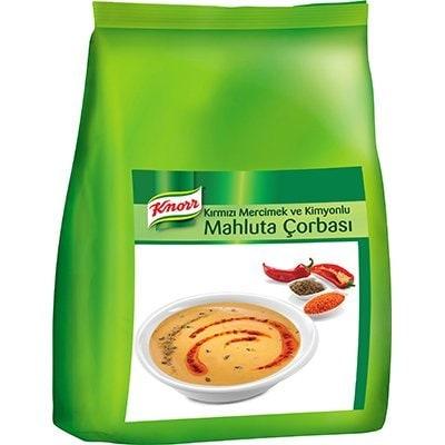Knorr Mahluta Çorbası 3 kg -