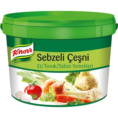 Knorr Sebzeli Çeşni 5 kg -