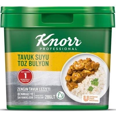 Knorr Tavuk Suyu Toz Bulyon 5 Kg -