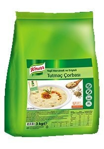 Knorr Tutmaç Çorbası 3 kg -