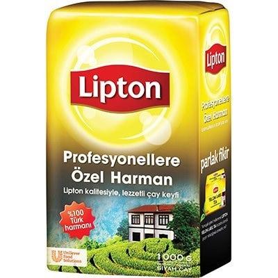 Lipton Profesyonellere Özel Harman Dökme Çay 1 kg -