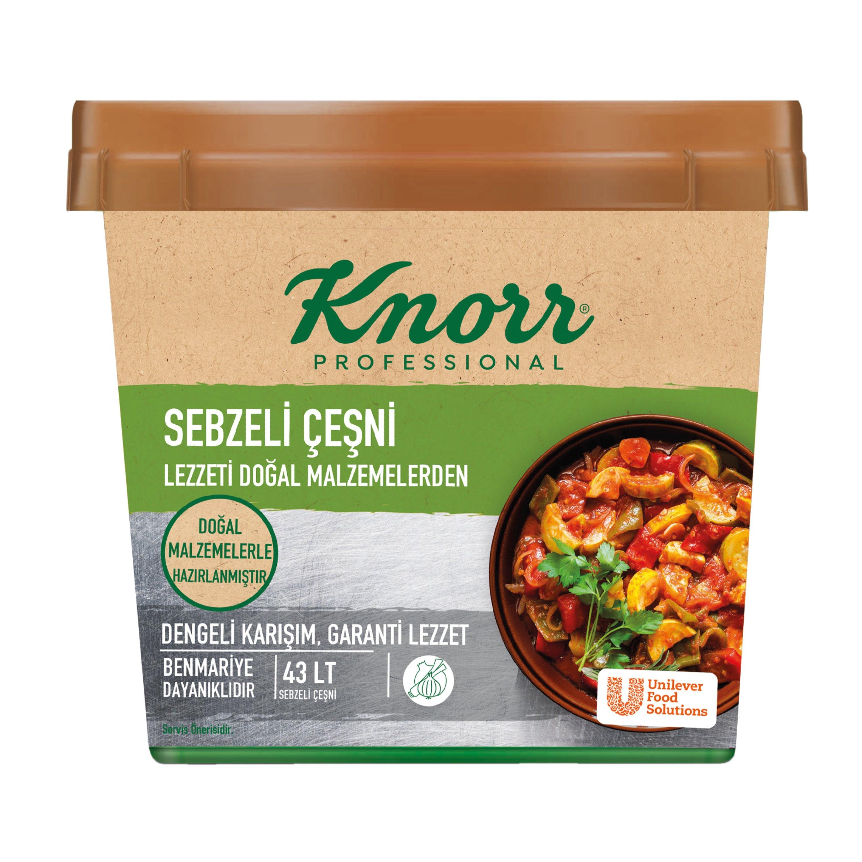 Knorr Doğal Sebzeli Çeşni 750 g -